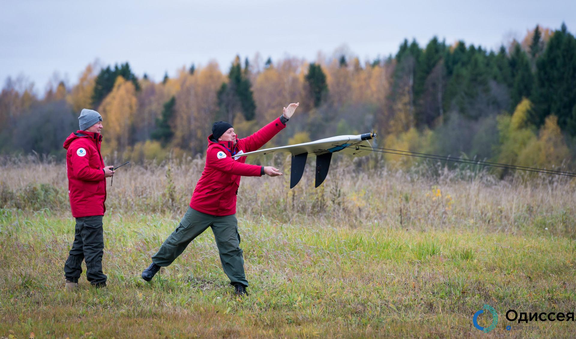Обыскать 314 км² за 10 часов — финальное сражение инженеров-поисковиков против леса