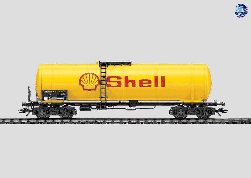 История одной ракушки. И нефти