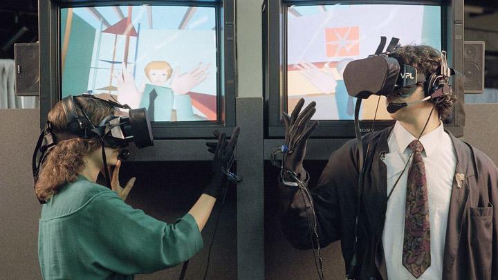Краткая история VR военпром 70-х, Аспен Street View, VR-опыт в играх, эксперименты NASA с костюмами и бинауральным звук