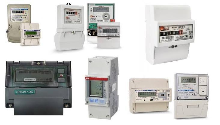 Обзор и устройство современных счётчиков электроэнергии