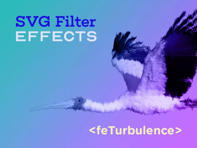 Эффекты фильтрации SVG. Часть 6. Создание текстуры с помощью feTurbulence