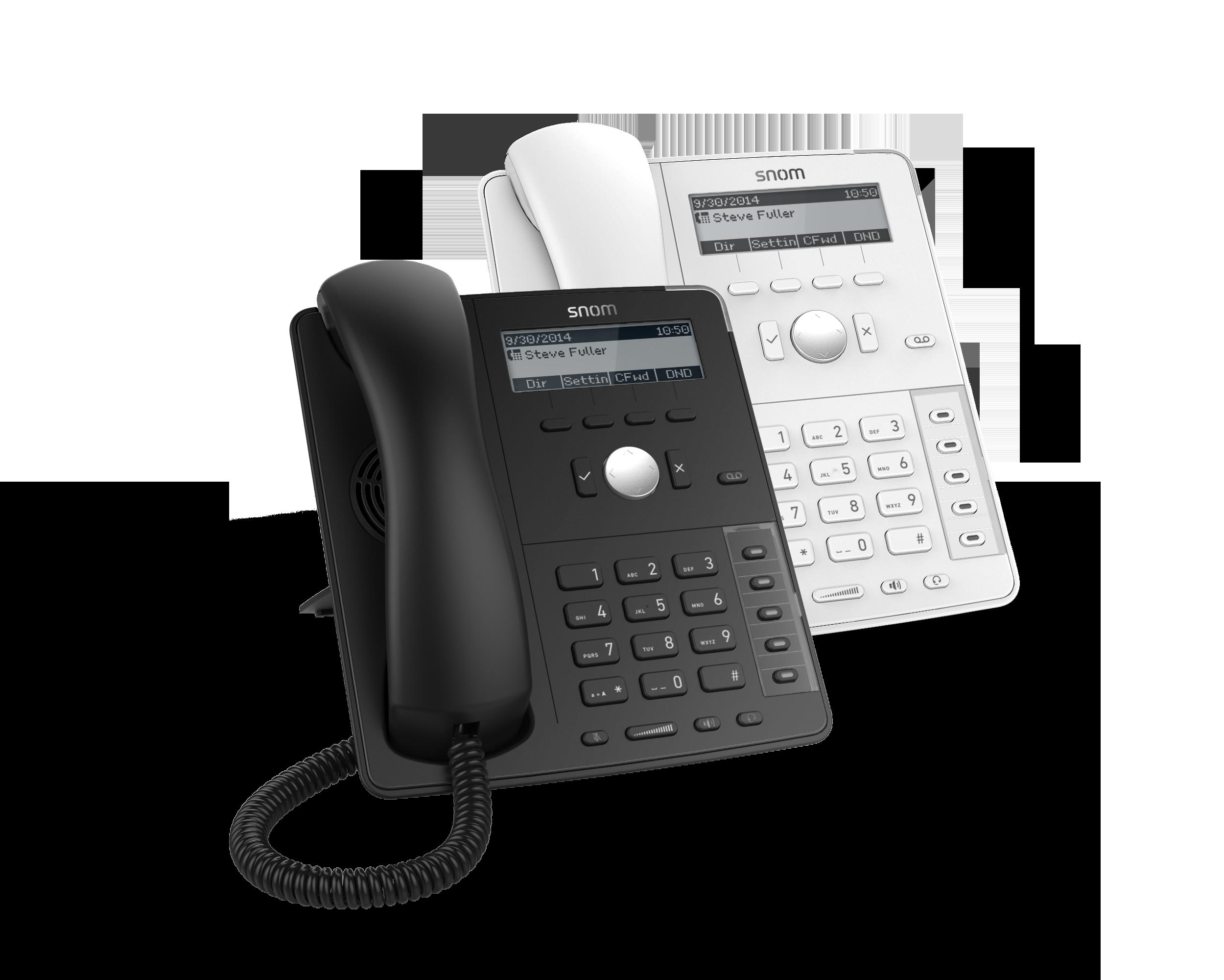 Обзор IP-телефона Snom D715