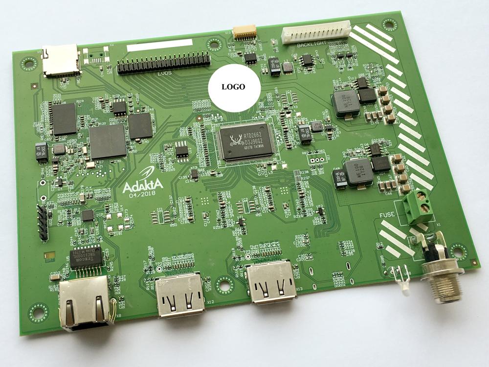 Разработка скалера LVDS с двумя интерфейсами DisplayPort