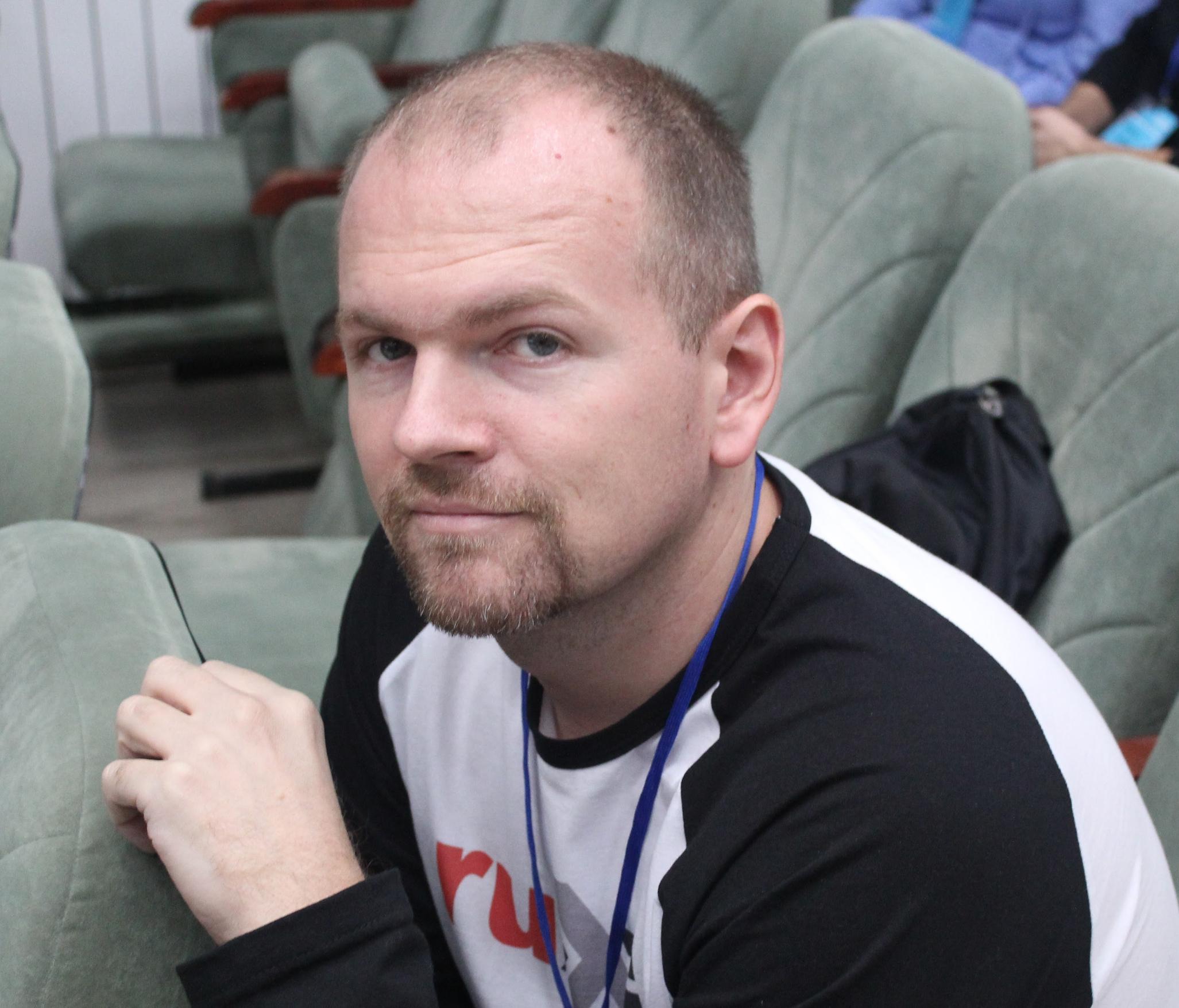 FPConf 2017. Интервью с Денисом Шевченко