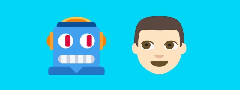 Тактичный робот: умеет слушать и не перебивает