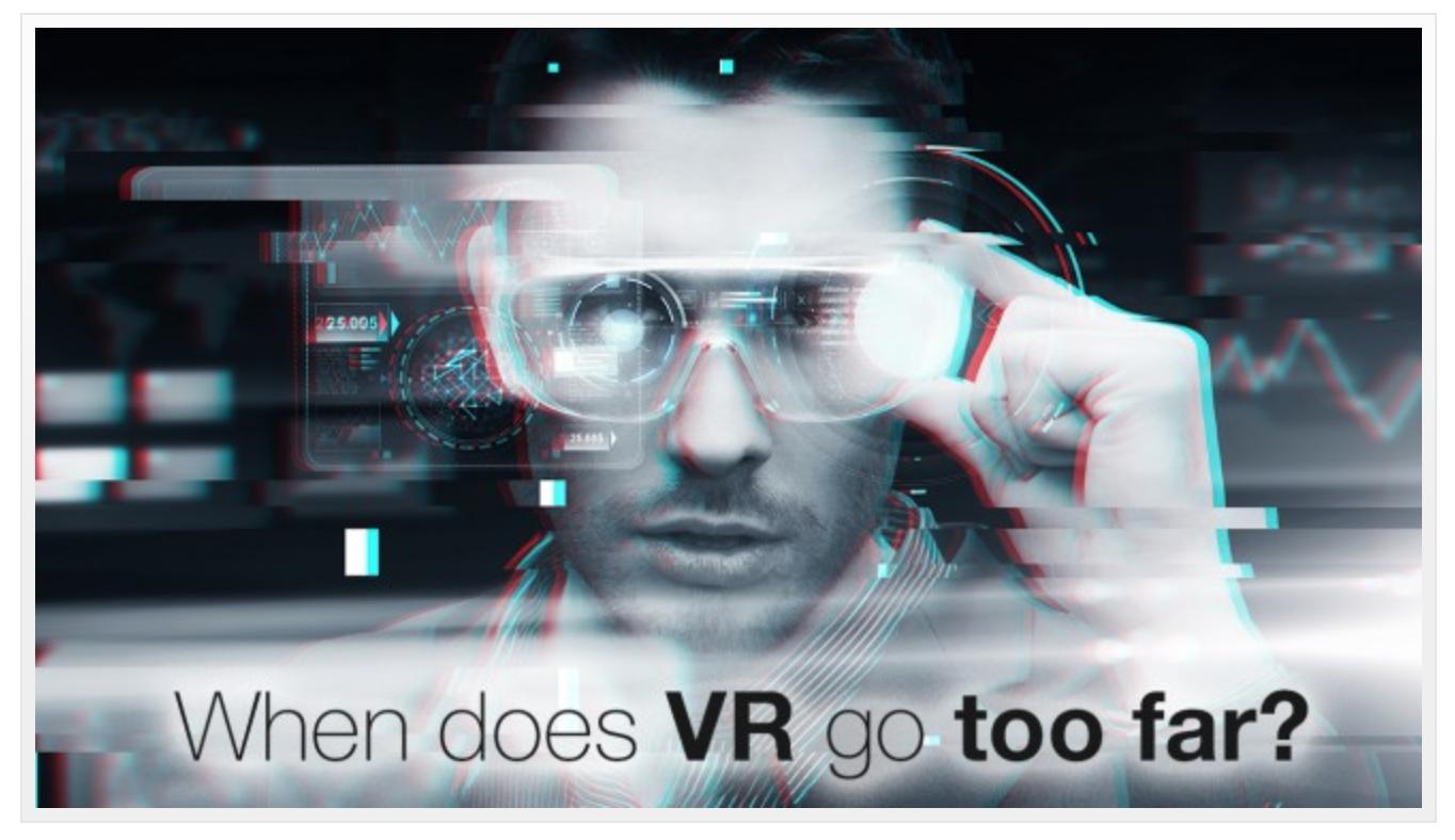 Когда виртуальная реальность заходит слишком далеко