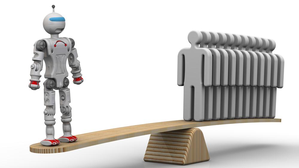 Что делать с людьми, которых заменят роботы?