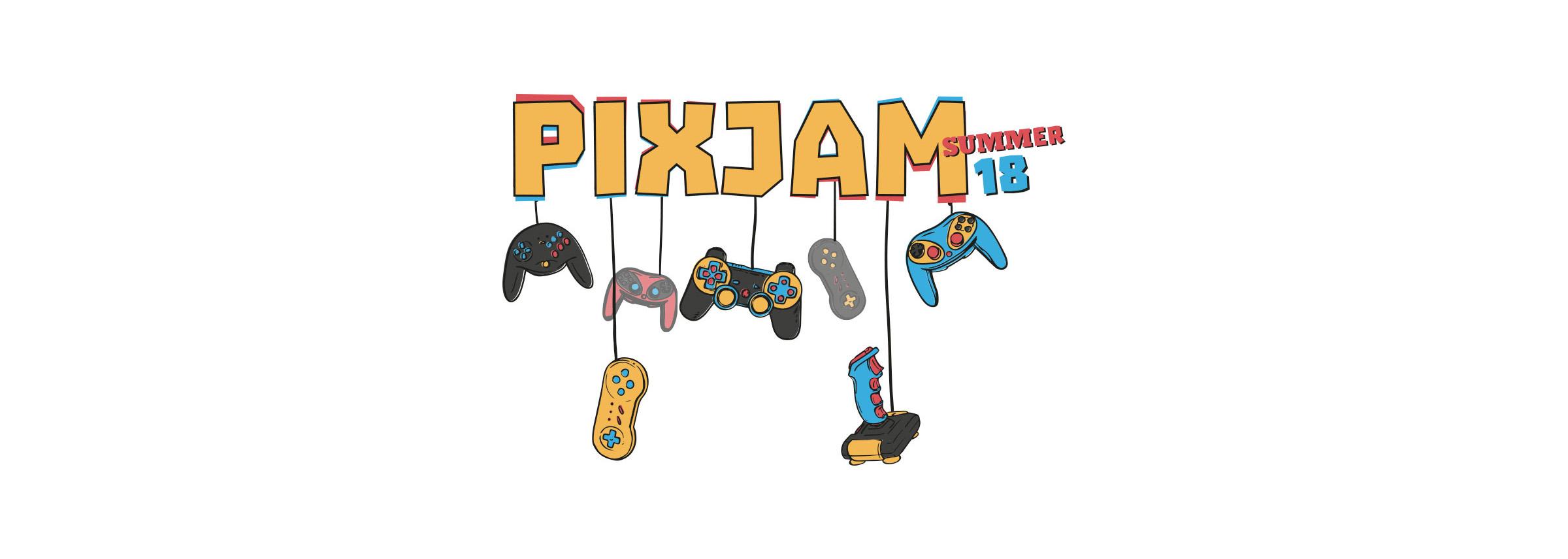 Второй PixJam внутри компании: новые концепты и работа над ошибками
