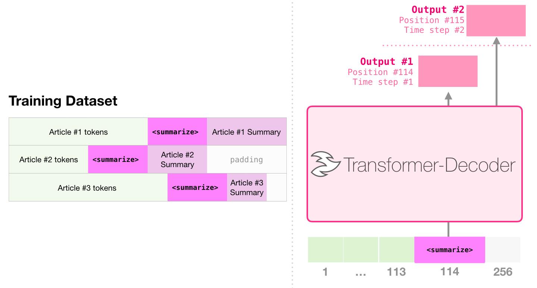 decoder-only-summarization