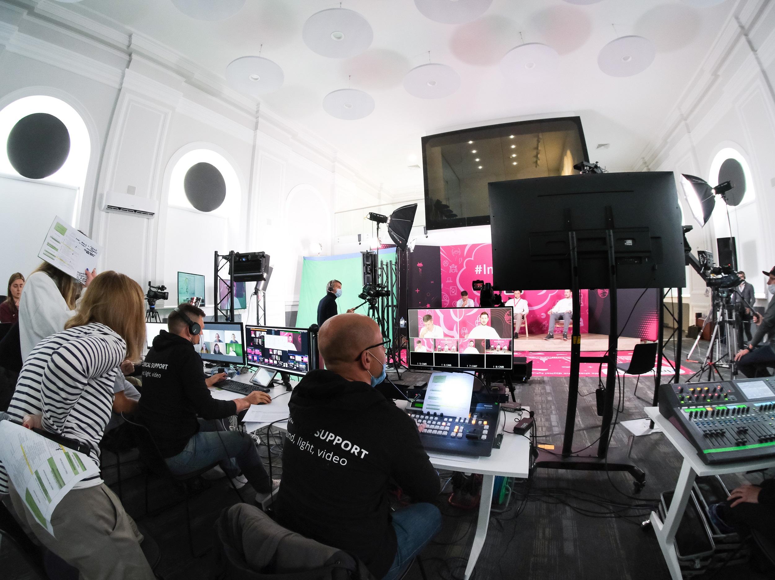 Как мы провели международную онлайн-конференцию для 1000 человек