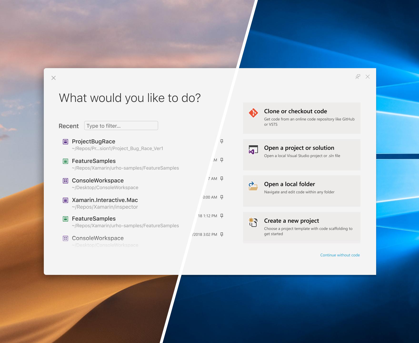 UX/UI дизайн новой VS 2019 / Блог компании Microsoft / Хабр