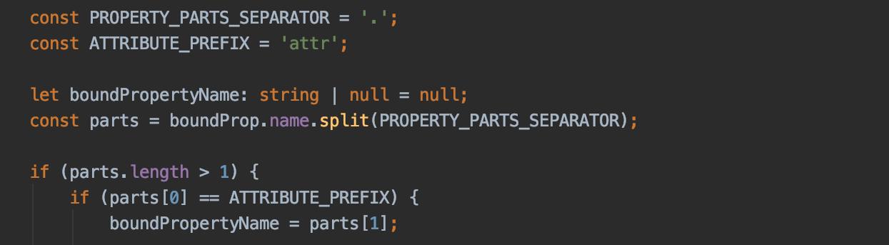 скриншот оригинального кода