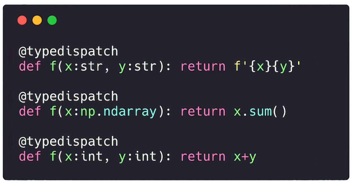 Fastcore — недооцененная, но полезная библиотека Python / Блог компании SkillFactory / Хабр