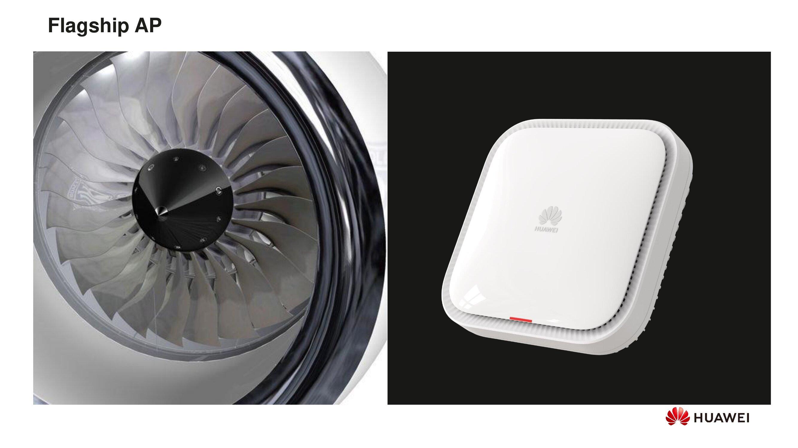 Не только Wi-Fi 6: как Huawei будет развивать сетевые технологии / Блог компании Huawei / Хабр