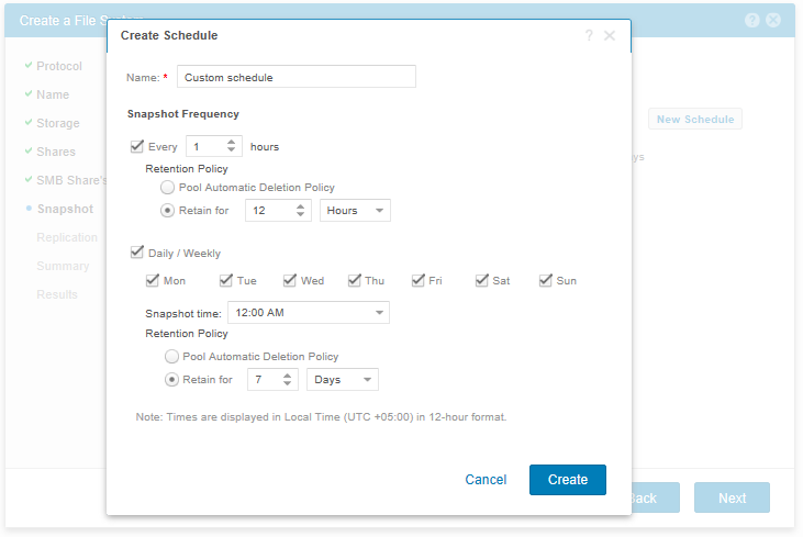 Overview of the Dell EMC Unity File Part and Configuration