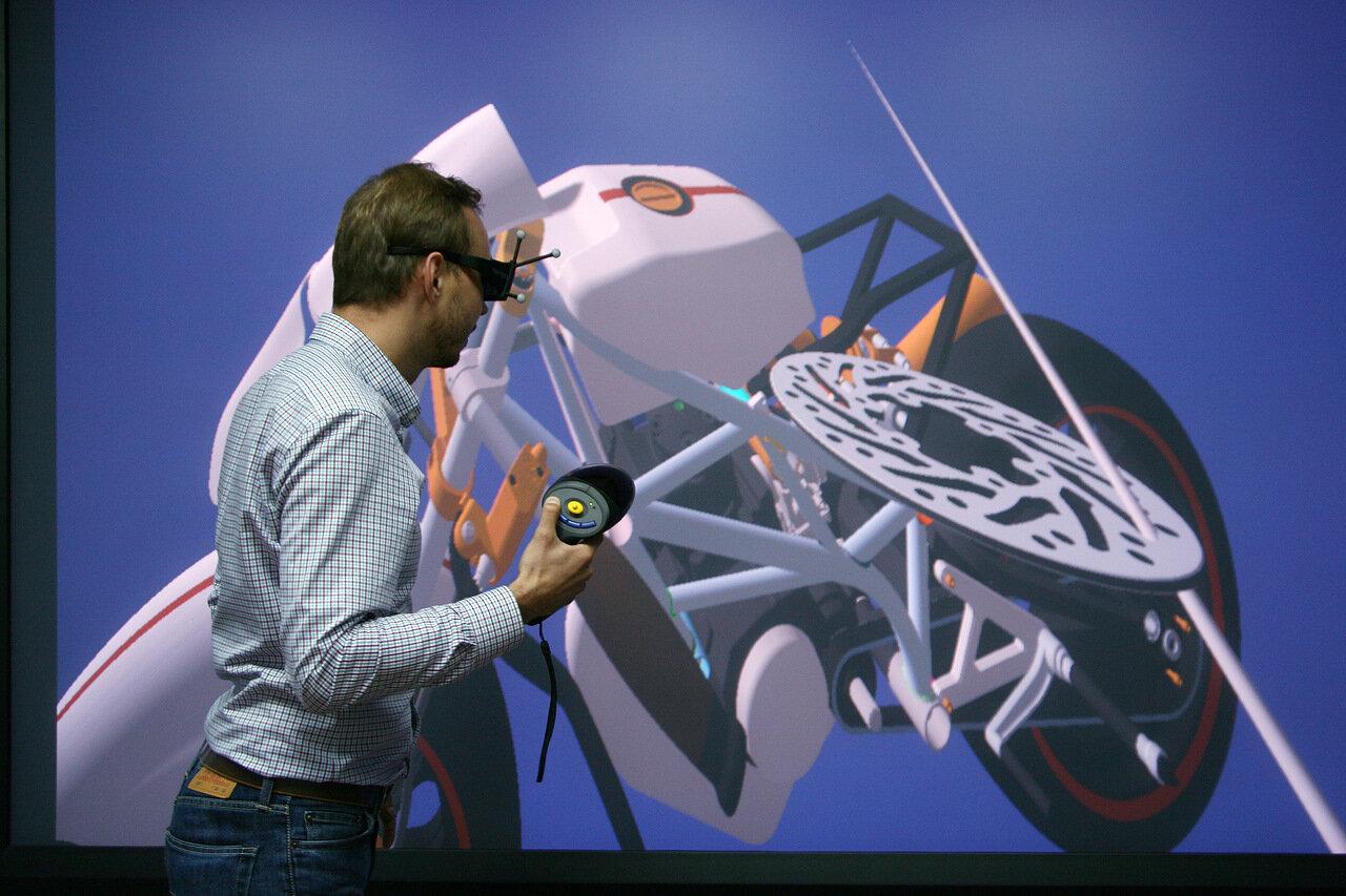 VR в промышленности