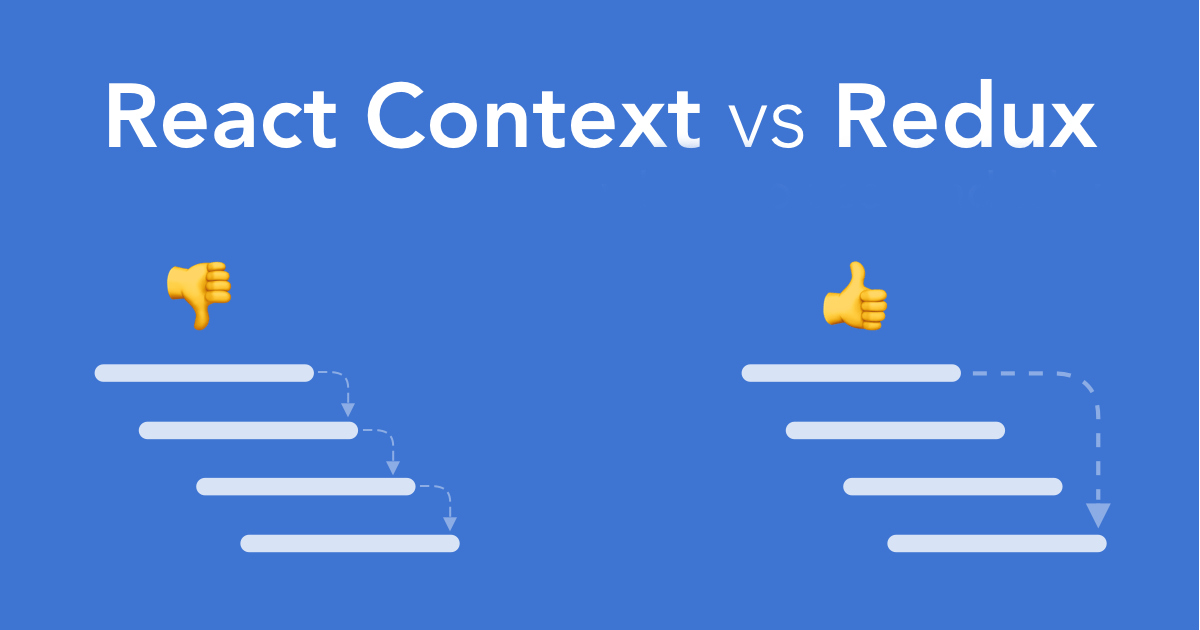 Redux vs. React Context API