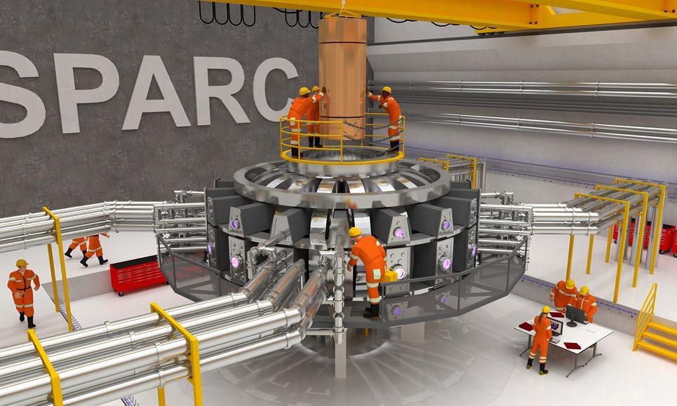 MIT обещает запустить небольшую термоядерную электростанцию за 15лет