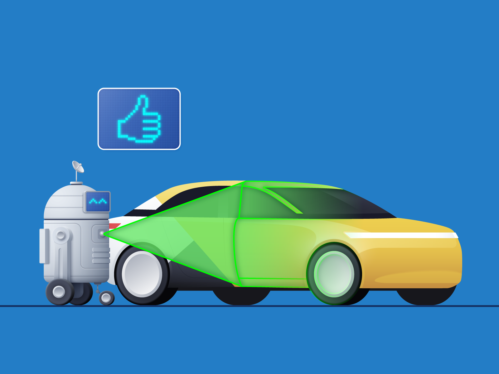 Как с помощью компьютерного зрения оценить состояние автомобиля. Опыт Яндекс.Такси