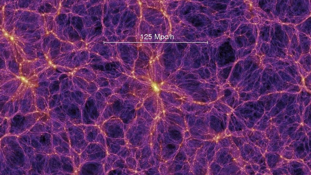 Перевод Наша Вселенная  огромная нейронная сеть, и вот почему