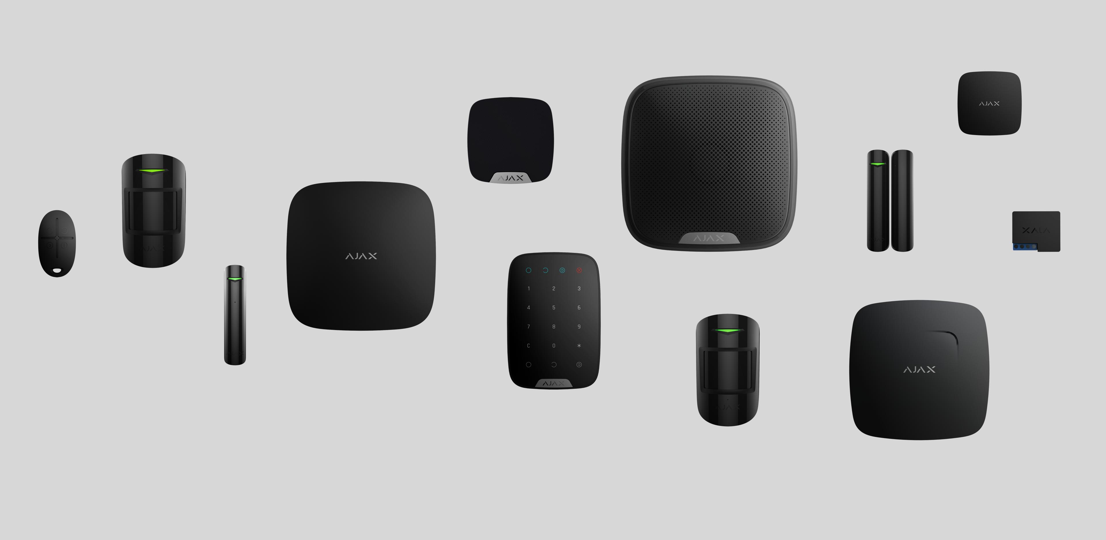 Ajax Systems: универсальная система безопасности для квартиры, дома или офиса