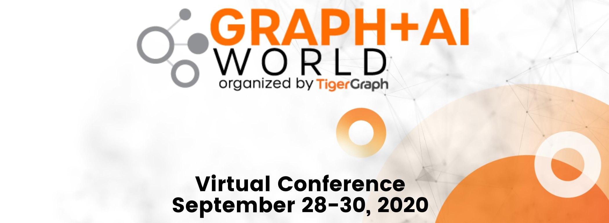 Конференция Graph+AI World 2020 — графовые алгоритмы и машинное обучение / Блог компании Фактор груп / Хабр