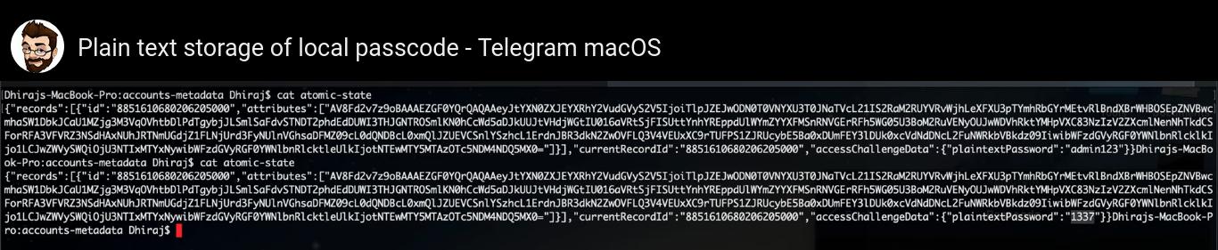 Эксперт обнаружил уязвимости в Telegram-клиенте для macOS версии 7.3, сейчас они исправлены