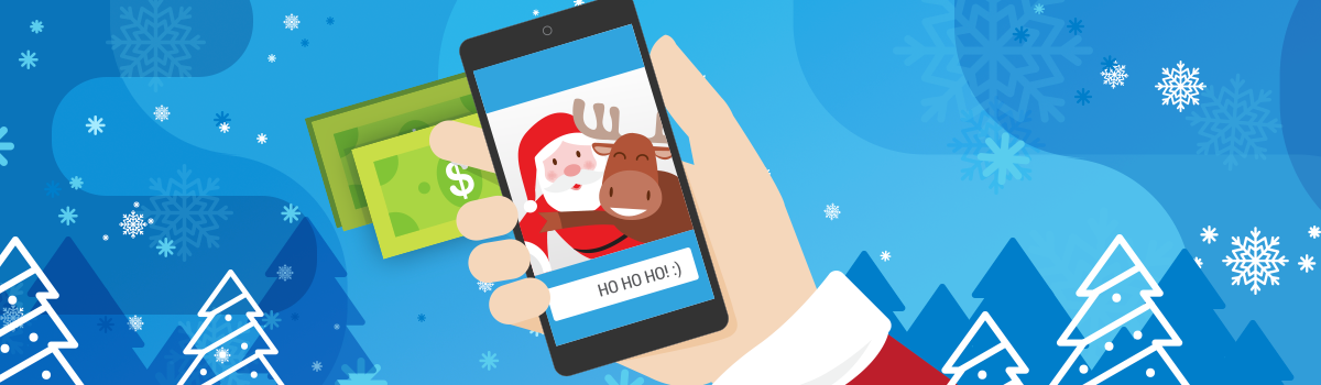 How to make money on the app during the holidays?