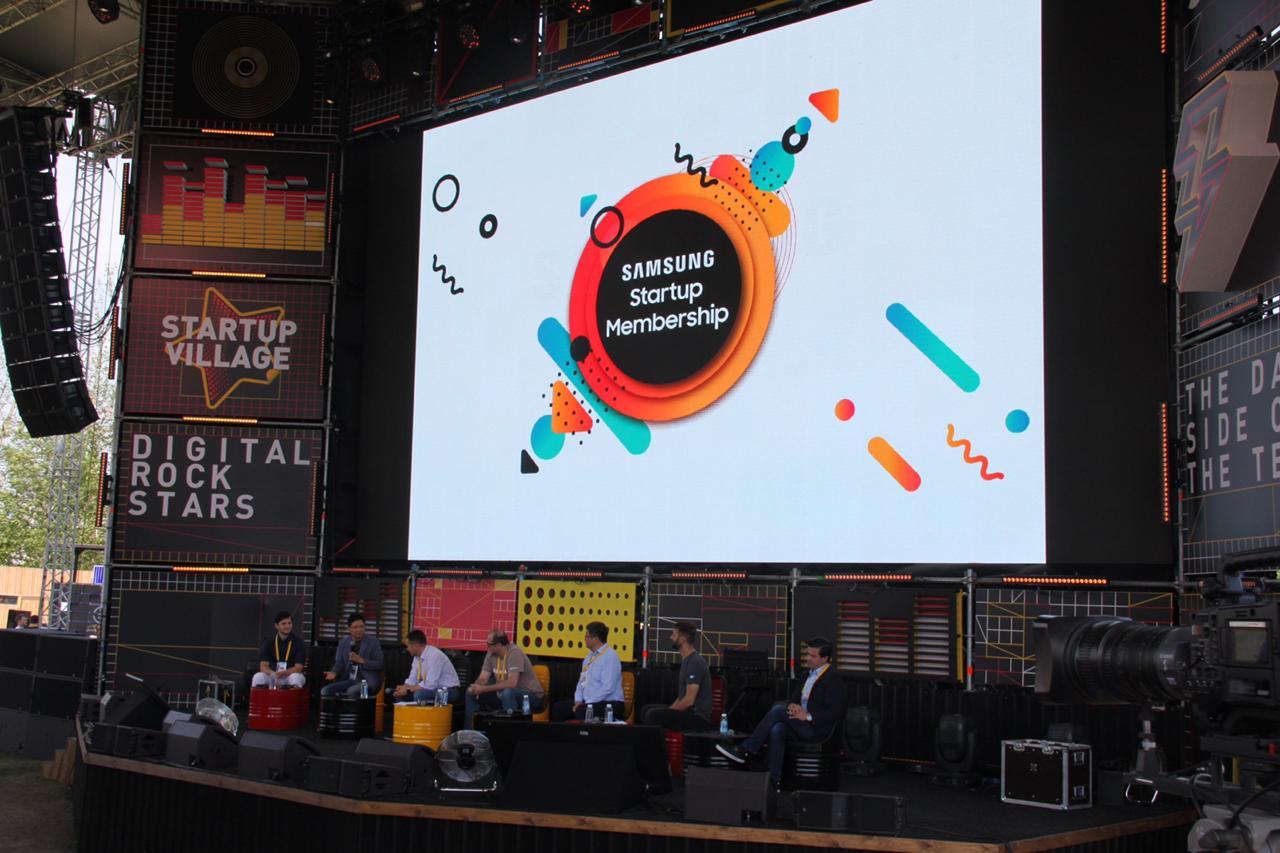 Samsung Startup Membership – новая программа для стартапов в России