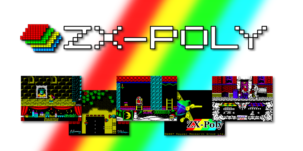 ZX-Poly logo