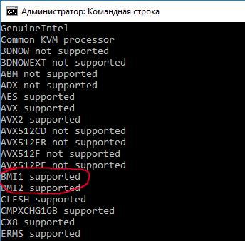 .NET Core: интринсики x86_64 на виртуальных машинах — IT-МИР. ПОМОЩЬ В IT-МИРЕ 2021