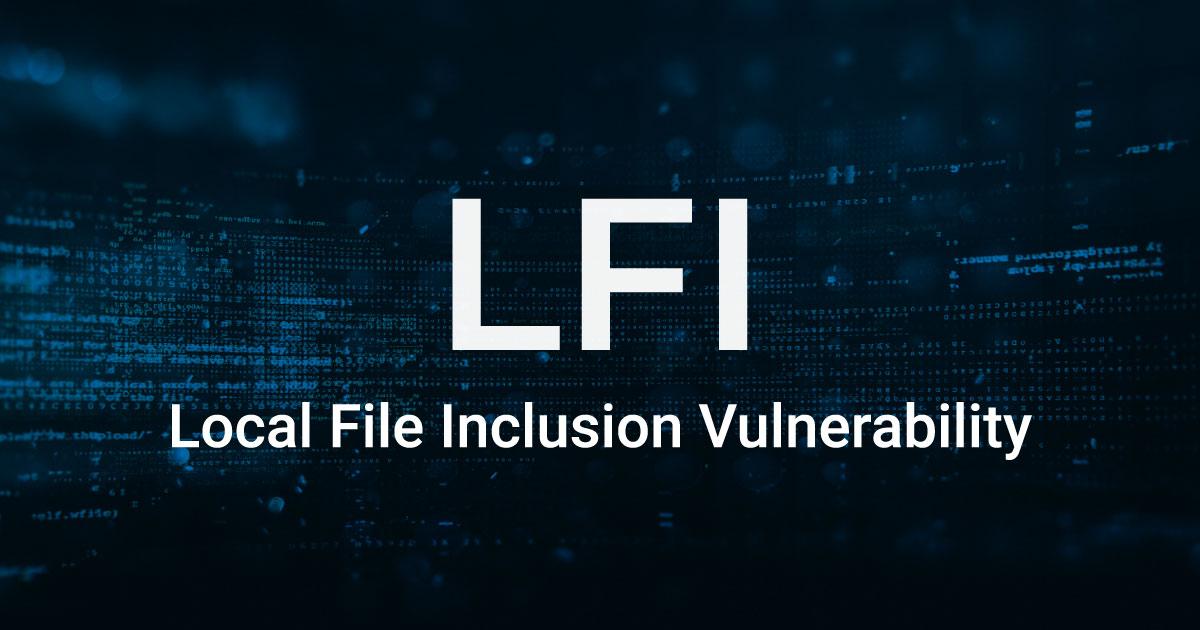 Безопасность веб из LFI в RCE