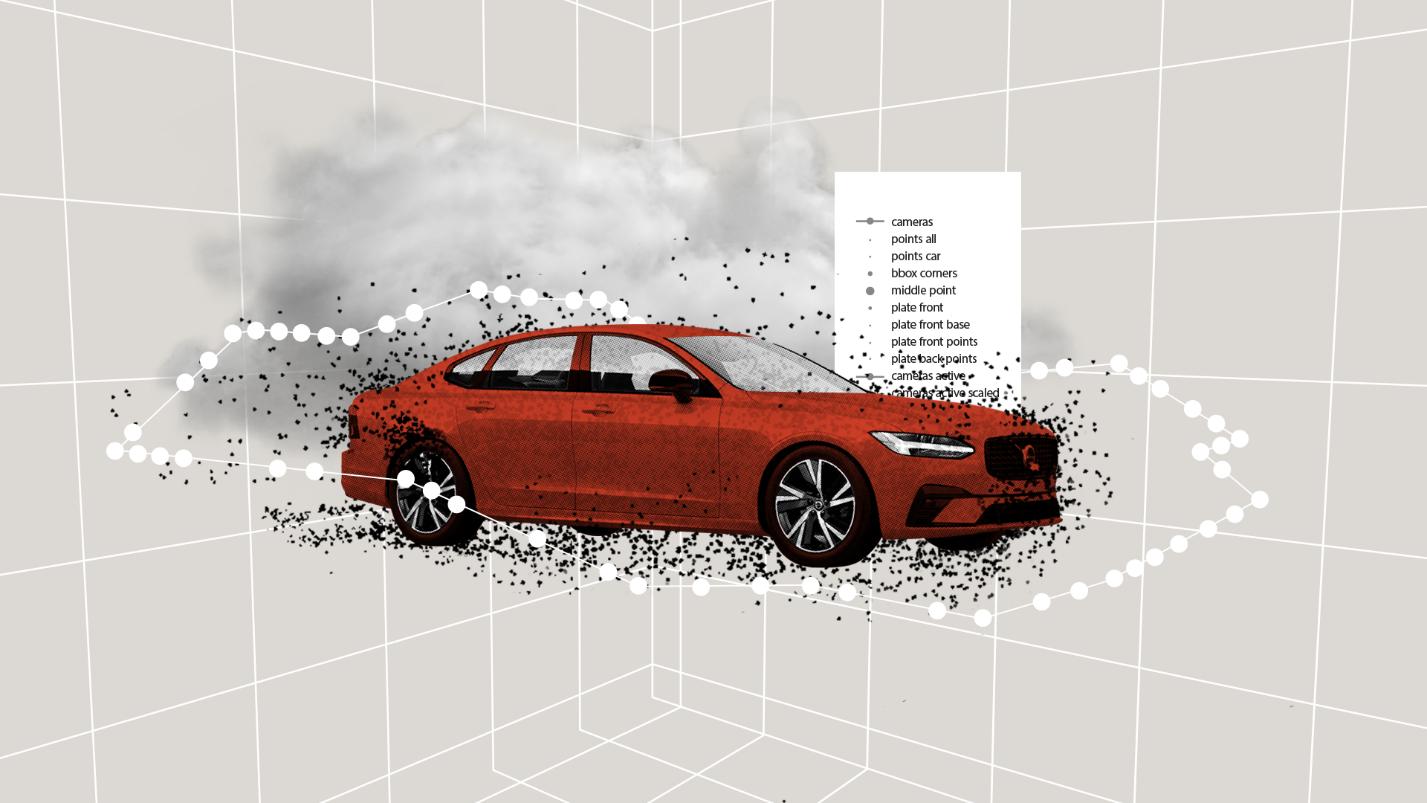 Камера, мотор, панорама как создаются 3D-фото автомобилей в приложении Авто.ру