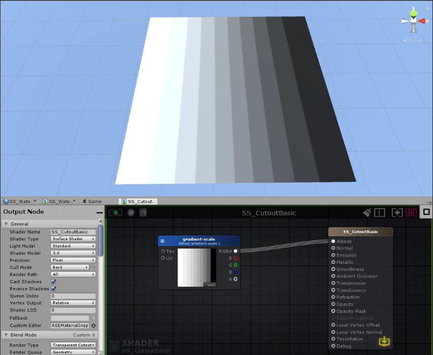 Делаем стильный водопад из RiME прямо в Unity или UE4
