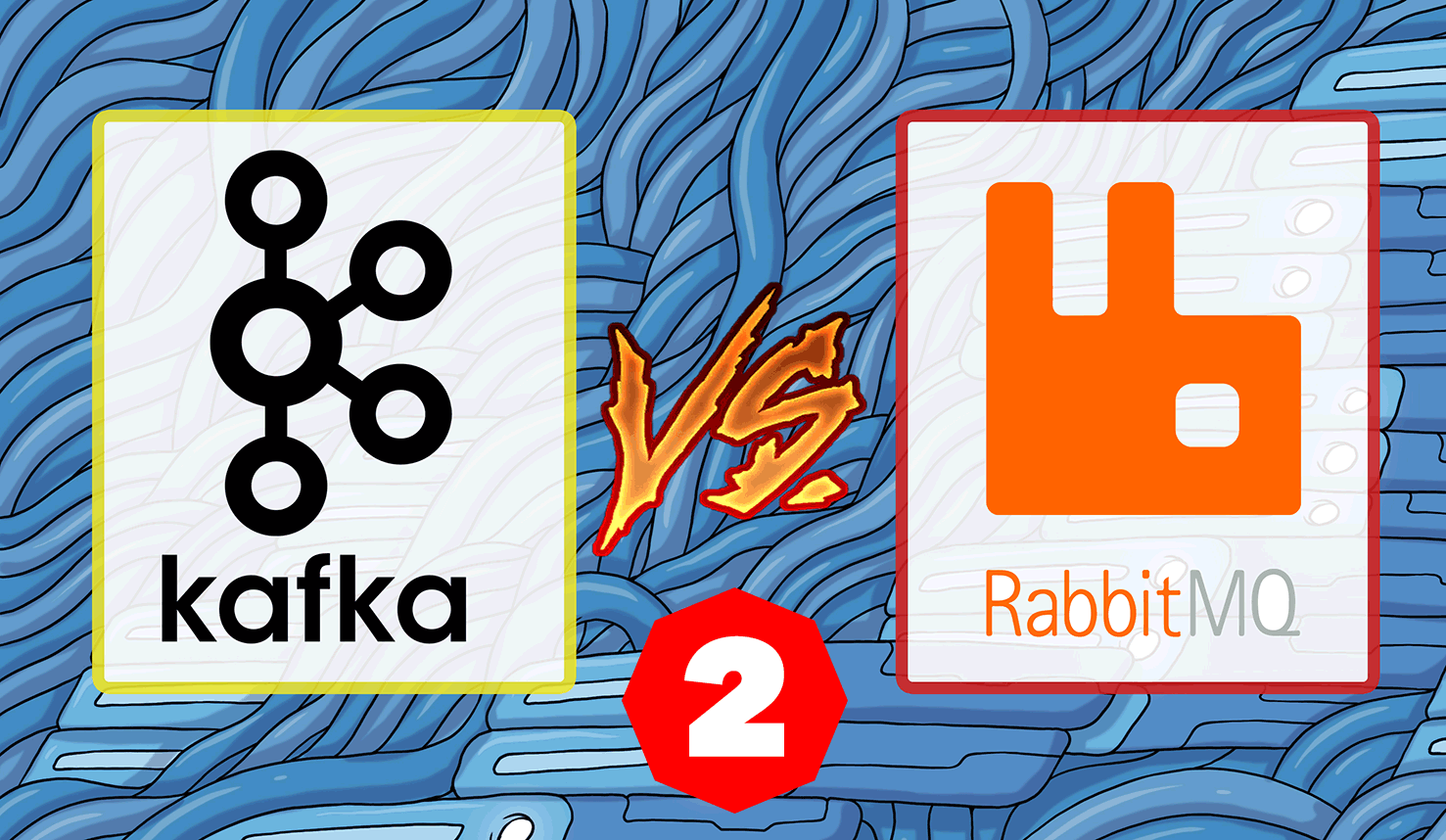 RabbitMQ versus Kafka: application of Kafka in event-oriented applications