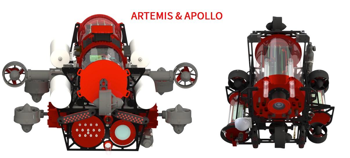Подводные беспилотники: роботы-победители Robosub 2017