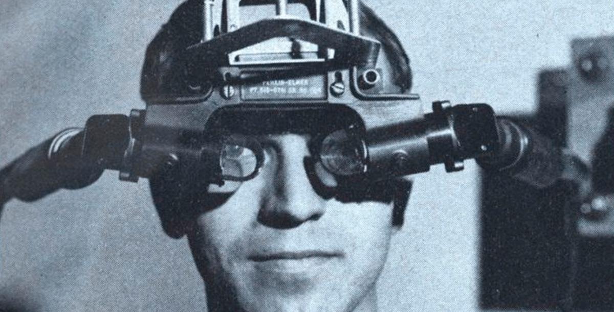 Краткая история VR 30-е  60-е  ранние концепции и первые шаги
