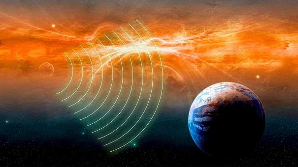 [Из песочницы] Передача информации быстрее скорости света. Построение систем дальней связи