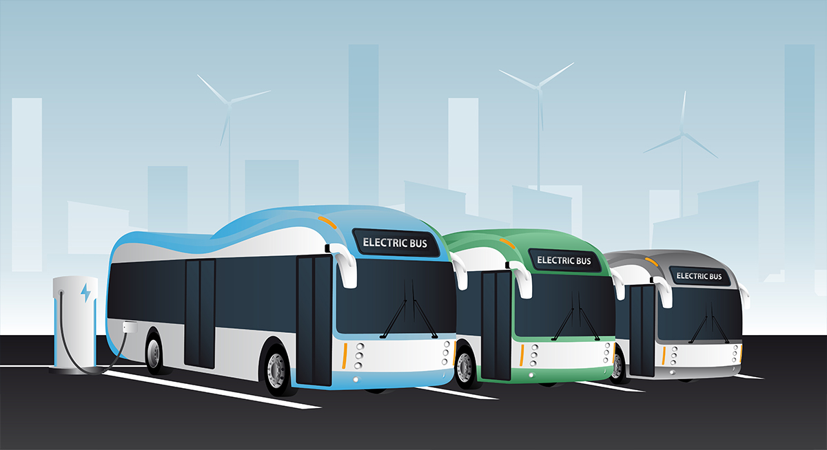 This is an electric bus: what do we know about transport with a