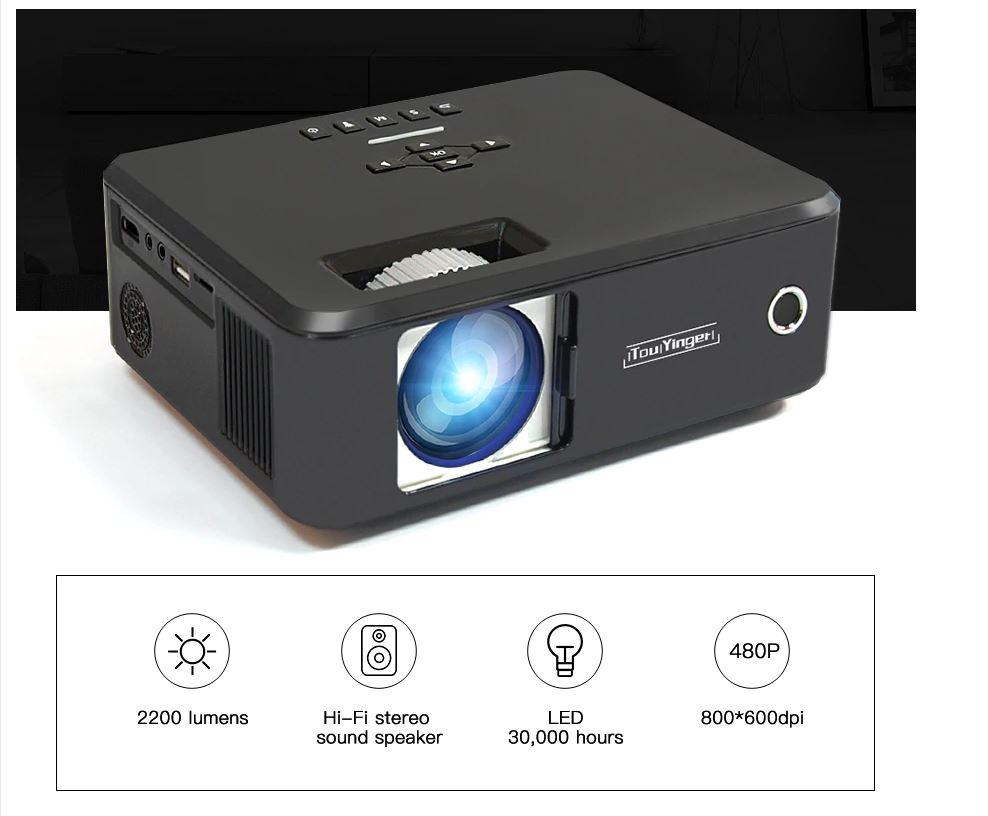Дешёвый и качественный китайский проектор. Так ли это?
