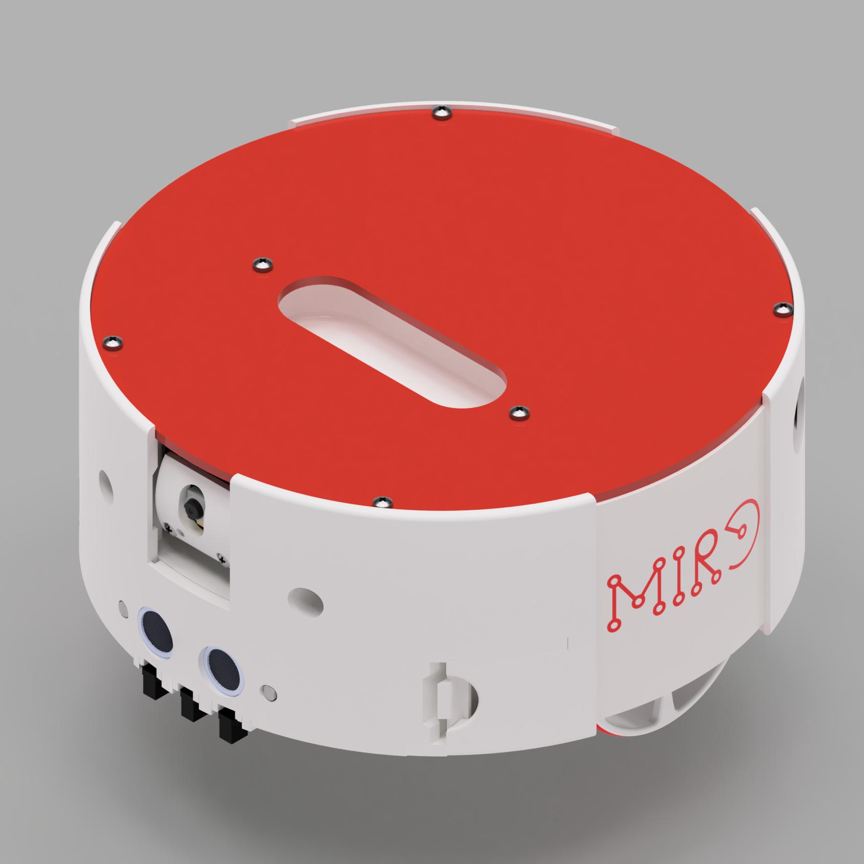 [Из песочницы] MIRO — открытая платформа indoor-робота