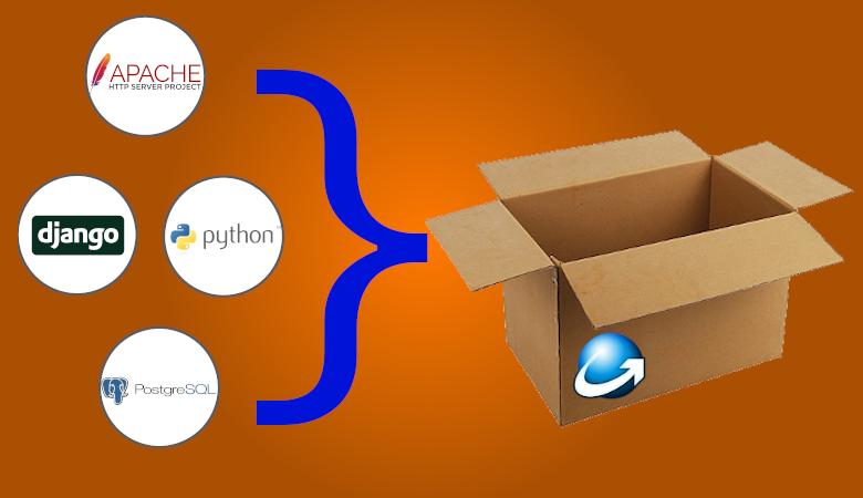 Создаём установщик веб-приложения Python, включающий Apache, Django и PostgreSQL для ОС Windows