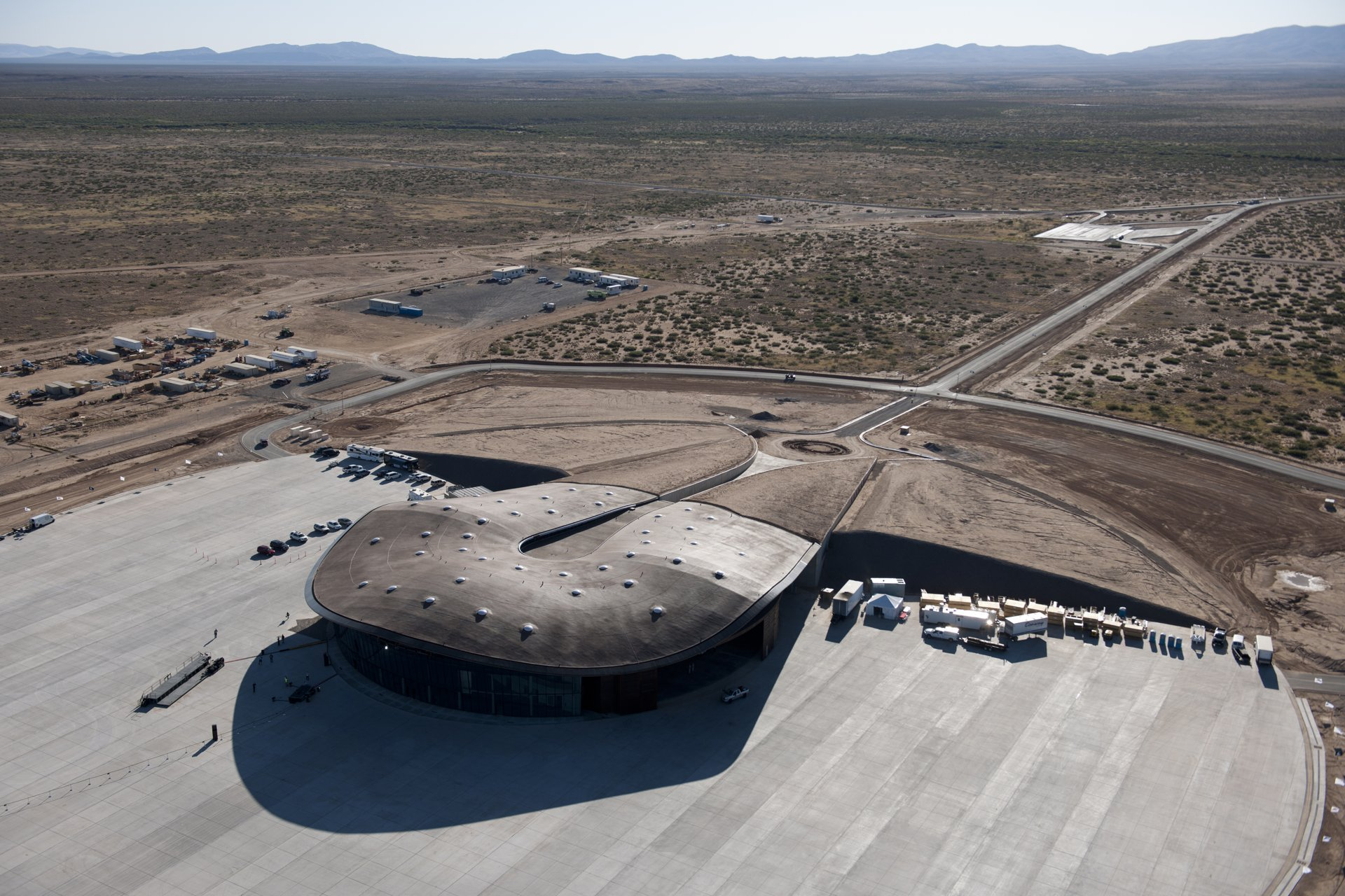 "Bad bet, or the Spaceport ""America"" ​​as an attempt by New Mexico to invest in space exploration"