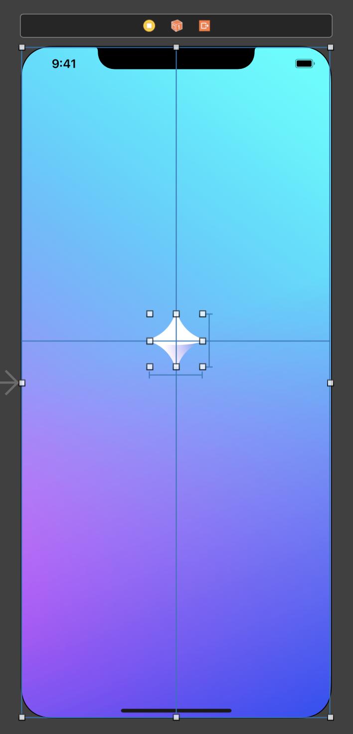 Making the ubiquitous Splash Screen on iOS