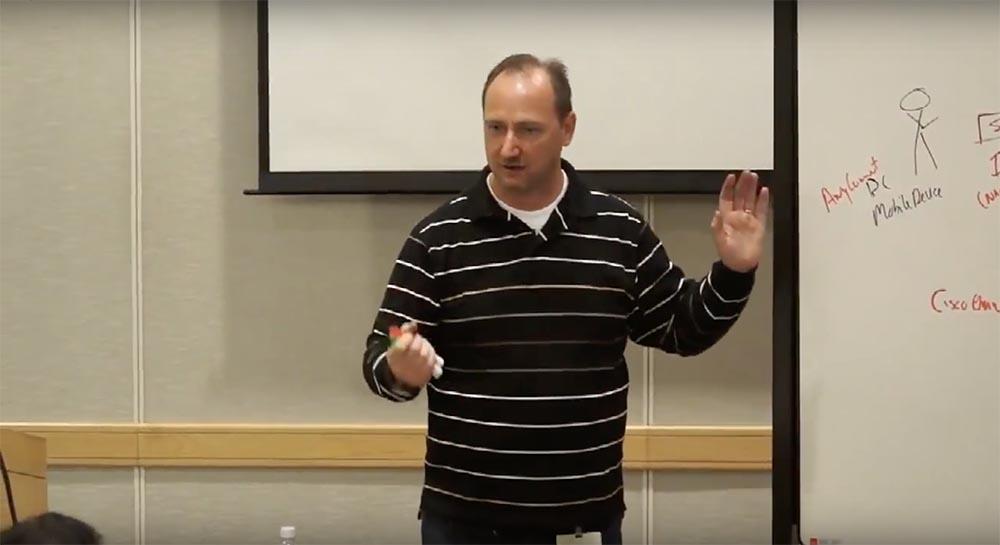 Тренинг FastTrack. «Сетевые основы». «Основы безопасности». Эдди Мартин. Декабрь, 2012