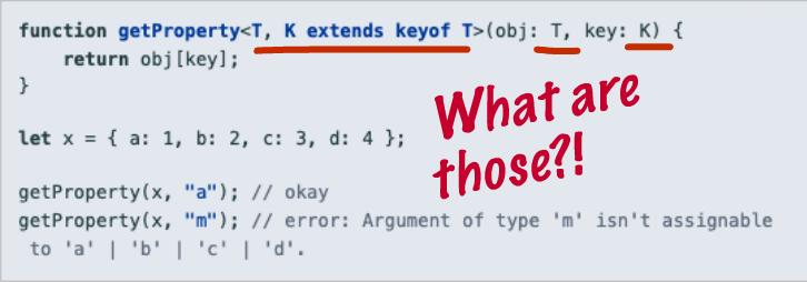 Дженерики в TypeScript: разбираемся вместе