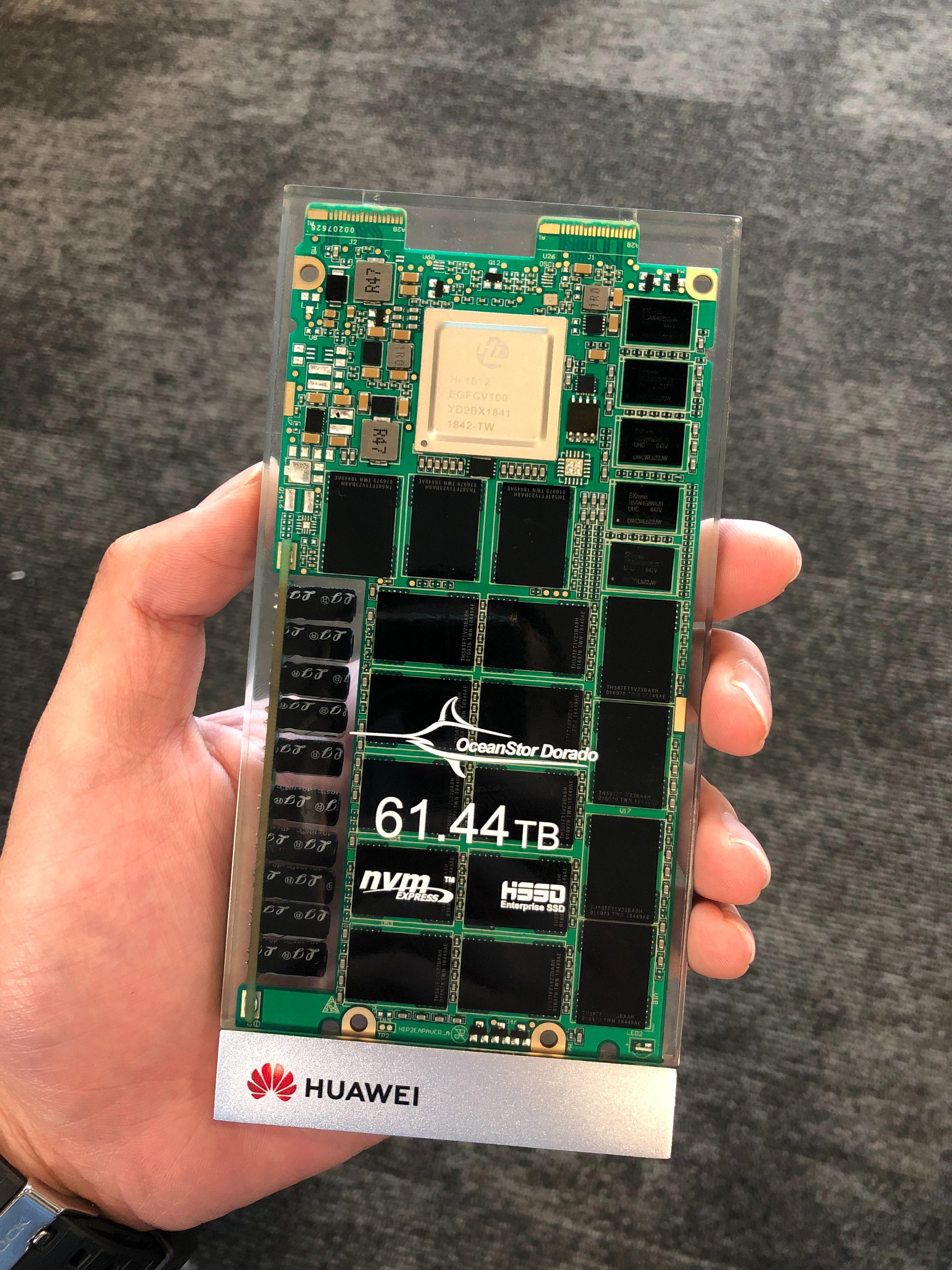 Huawei Dorado V6: Сычуаньская жара — IT-МИР. ПОМОЩЬ В IT-МИРЕ 2020