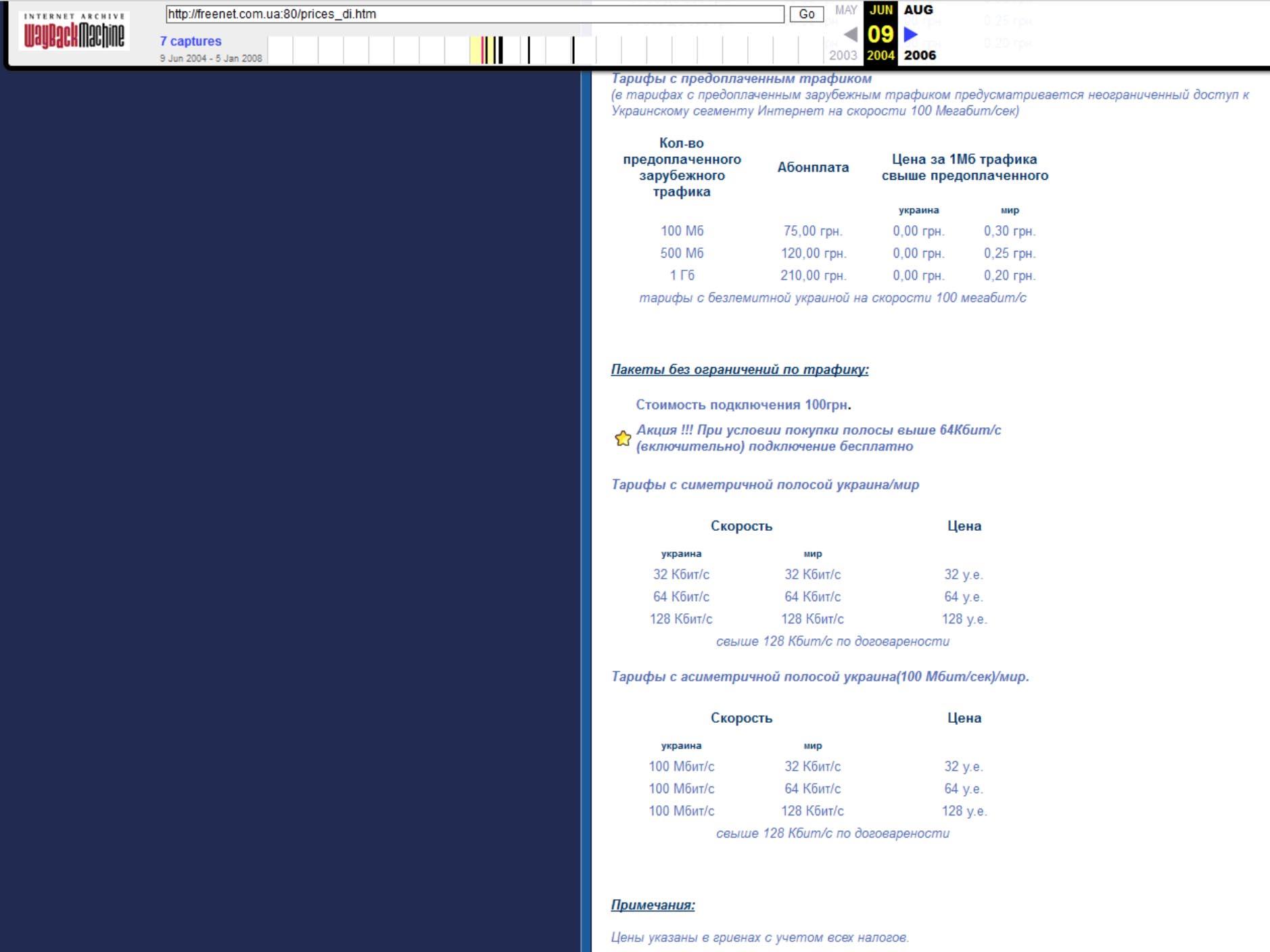 Виртуальный хостинг без учёта трафика сервера майнкрафт новые