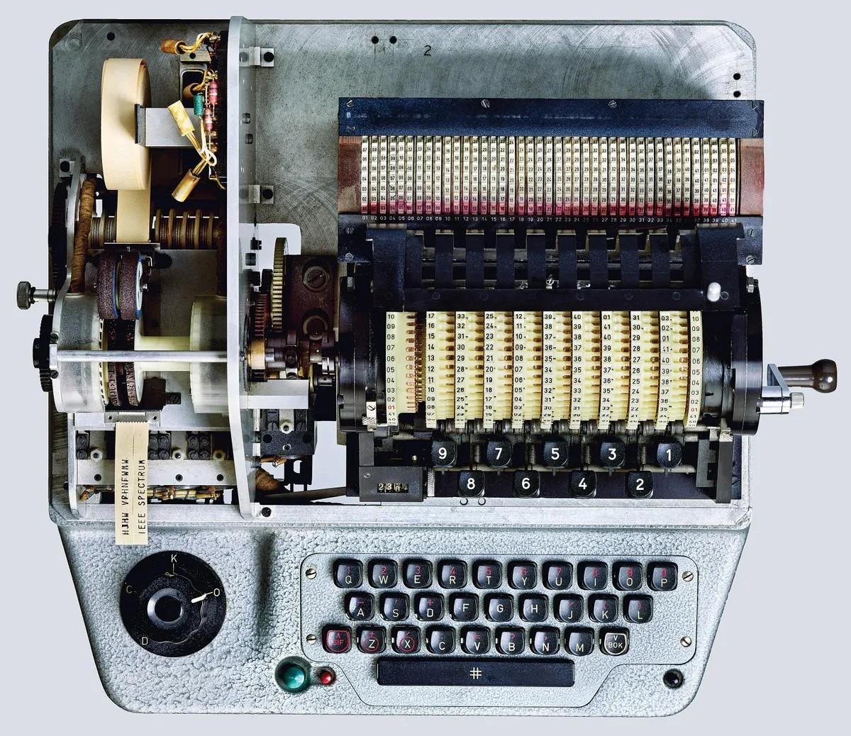[Перевод] Скандальная история последней роторной шифровальной машины