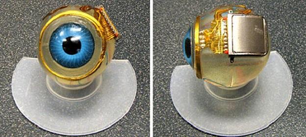 Протезирование сетчатки глаза